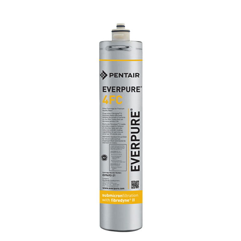 Everpure 4fc high flow fibredyne ii filter for foodservice for Everpure pbs 400