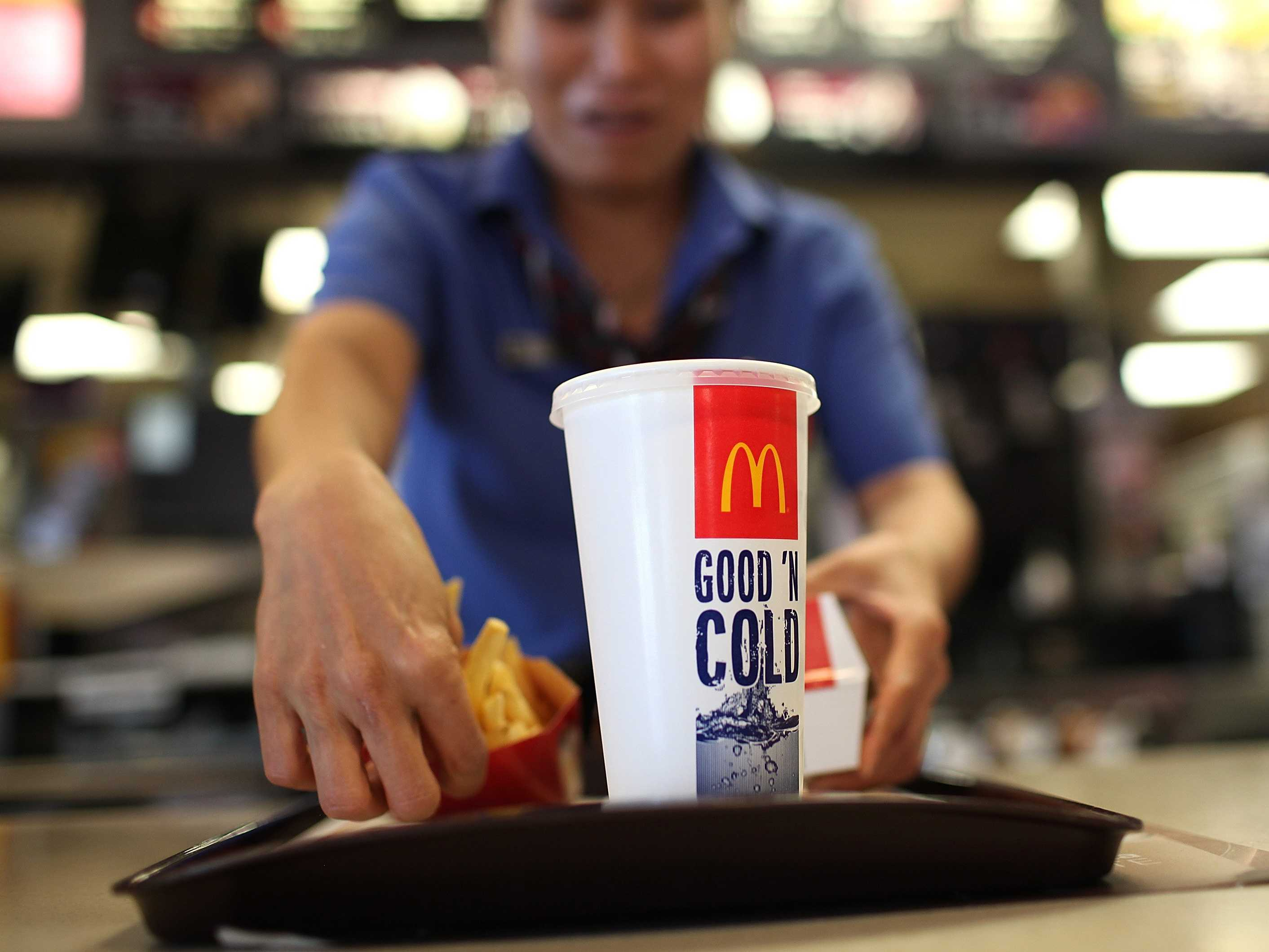 The secret behind McDonald's Coca Cola is revealed.